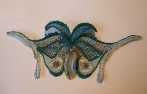 Neede lacelace butterfly