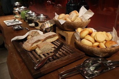 Executive Lounge: Breads
