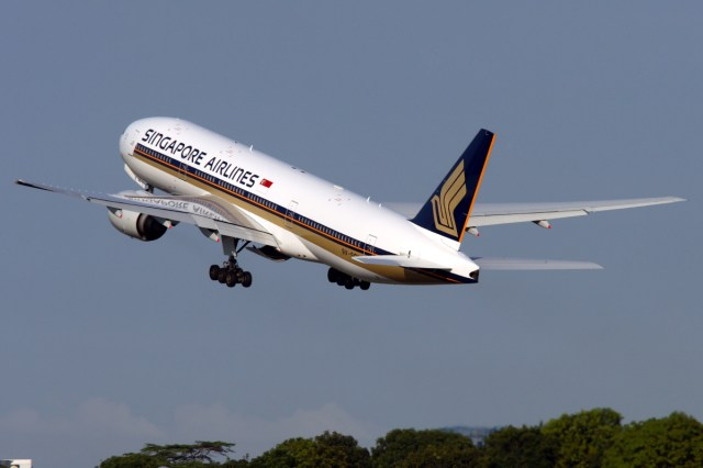SIA Fleet: Boeing 777-200ER – Mainly Miles