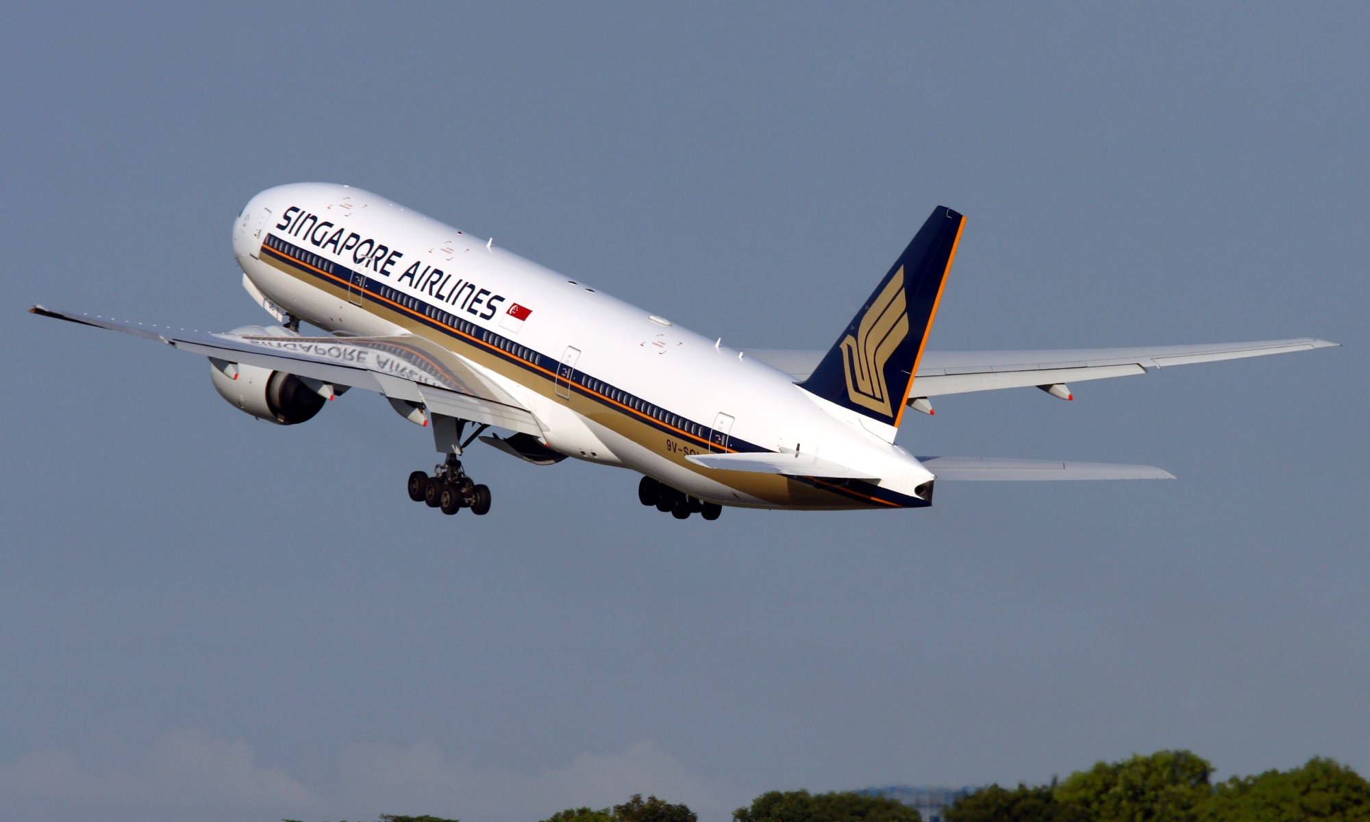 SIA Fleet: Boeing 777-200ER – Mainly Miles