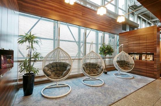 LOT Lounge WAW