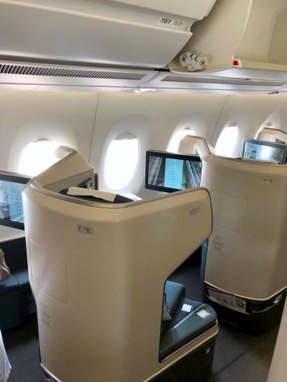 Window seat 15A. (Photo: MainlyMiles)