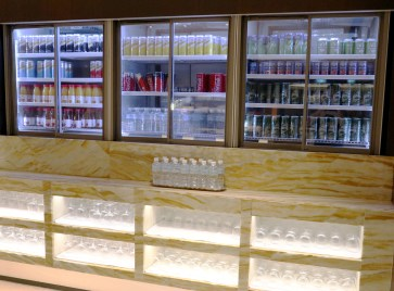 Drinks fridge (Photo: MainlyMiles)