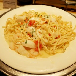 Seafood pasta (Photo: MainlyMiles)