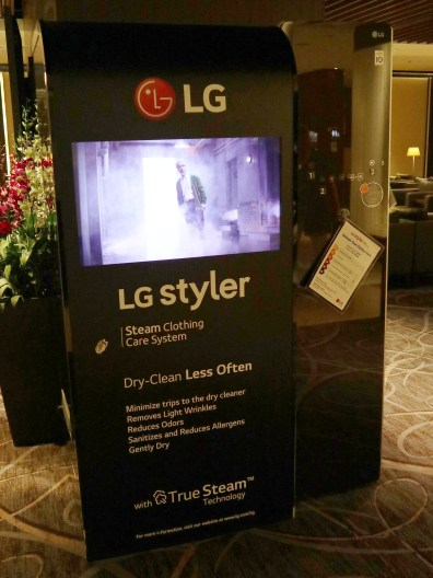 LG Styler (Photo: MainlyMiles)