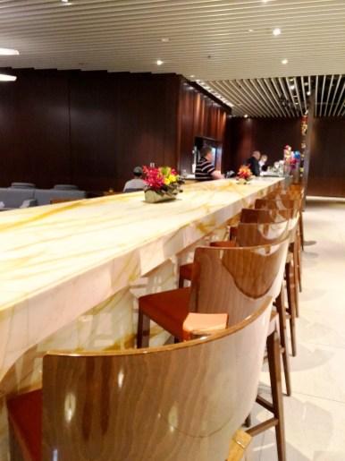 3 SilverKris Lounge. (Photo: MainlyMiles)