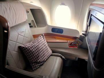 A350 Business. (Photo: MainlyMiles)