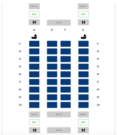 Revealed: Singapore Airlines\' New Regional Business Class Seats ...