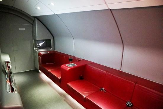 Qantas A380 First Class Lounge