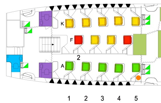 Seat Recommendations