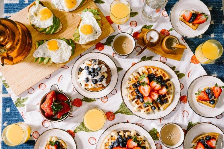 Food Waffles