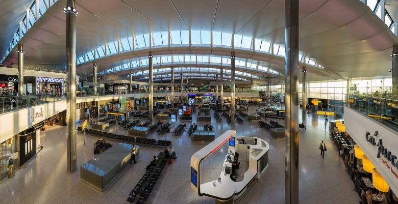 Heathrow T2 (David Iliff)