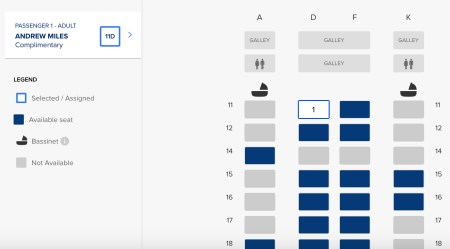 SIA Seats: 2018 RJ Tracker – Mainly Miles