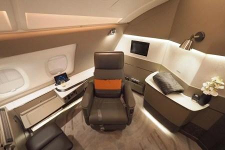 SQ A380 New Suites (TPG)