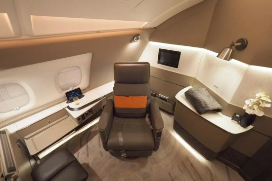 SQ A380 New Suites (TPG)