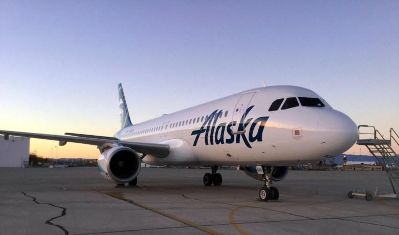 Alaska A320 (Alaska Airlines)