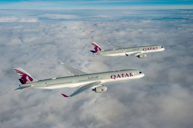 QR A351 A359 (Qatar Airways)