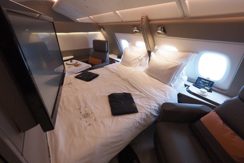 A380 Suites (The Points Guy)