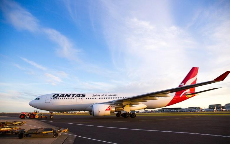 QF A330 2 (Qantas)