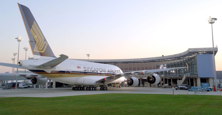SQ A380 SKA (Airbus)