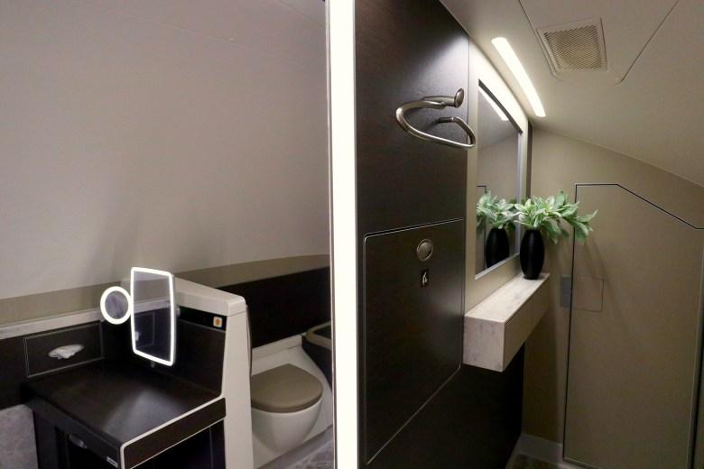 Toilet 1R Mirror