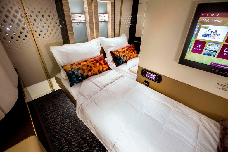 A380 Apartment (Etihad Airways)