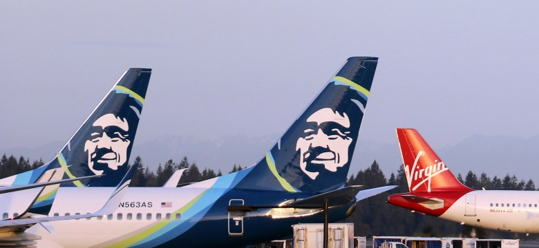 Alaska & Virgin (Alaska Airlines)