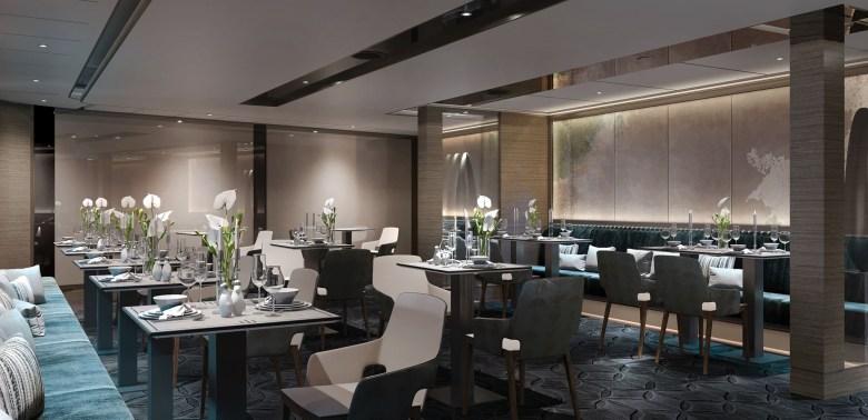 Aqua (The Ritz-Carlton Yacht Collection)