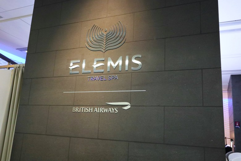 Elemis Entrance