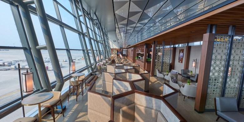 Lounge 1 (Plaza Premium)