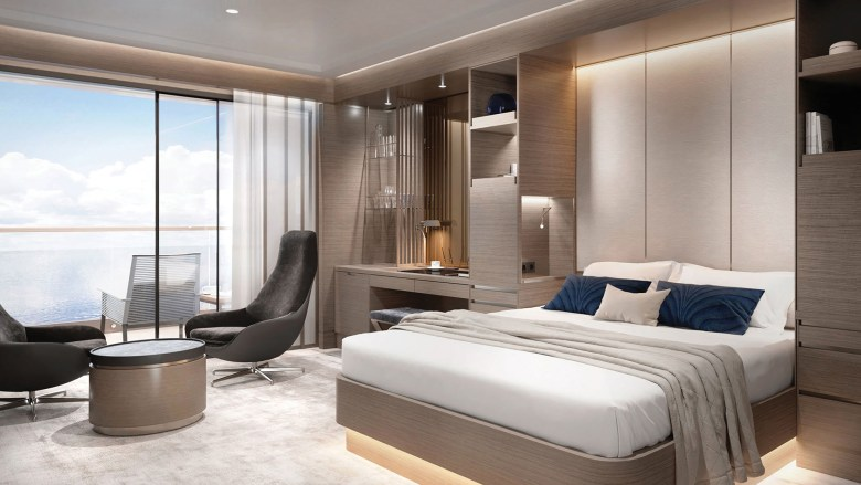 The Terrace Suite (The Ritz-Carlton Yacht Collection)
