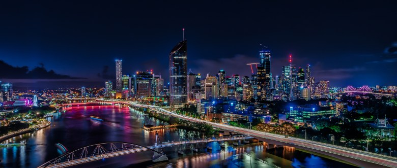 Brisbane Skyline (Michael Glass)