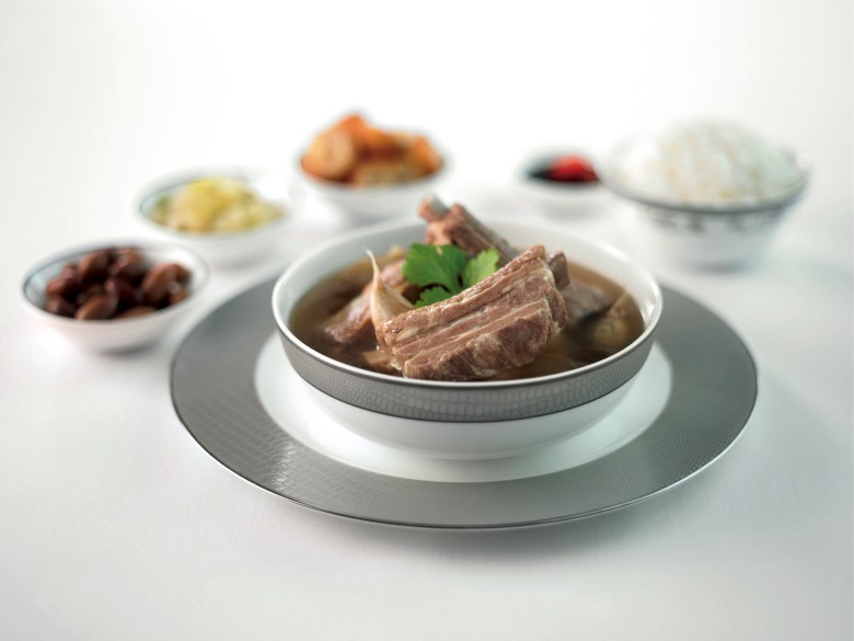 F BTC Singapore Bak Kut Teh (Singapore Airlines)
