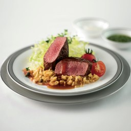 Lamb Loin (Photo: Singapore Airlines)