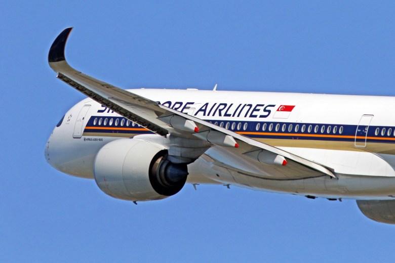SQ A350 (Victor via Flickr)