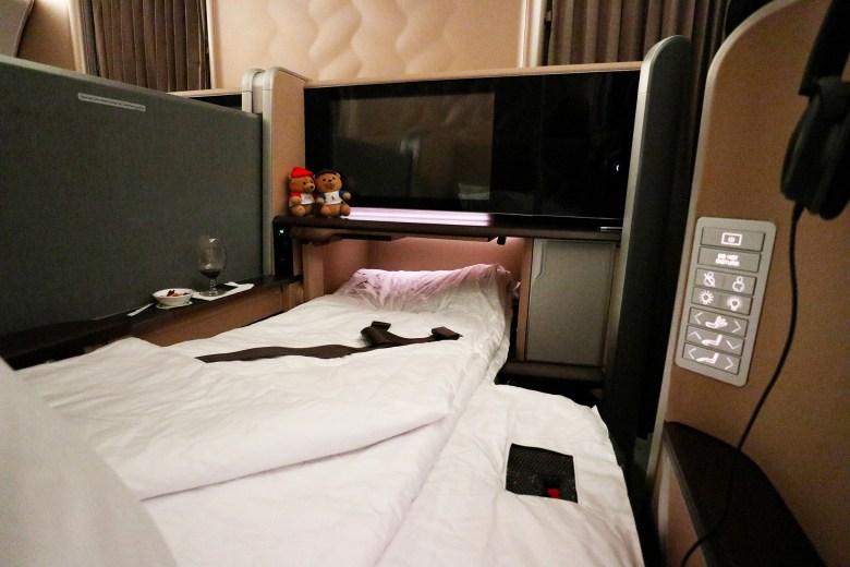 1D Bed