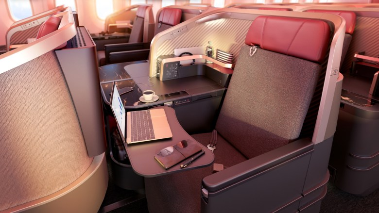 LA New J Seat Laptop (PriestmanGoode)