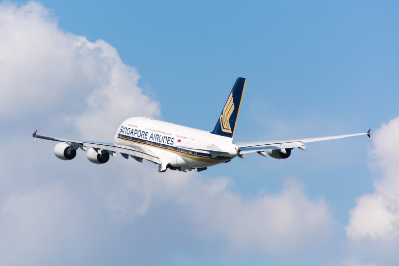 SQ A380 (Peter Russell)
