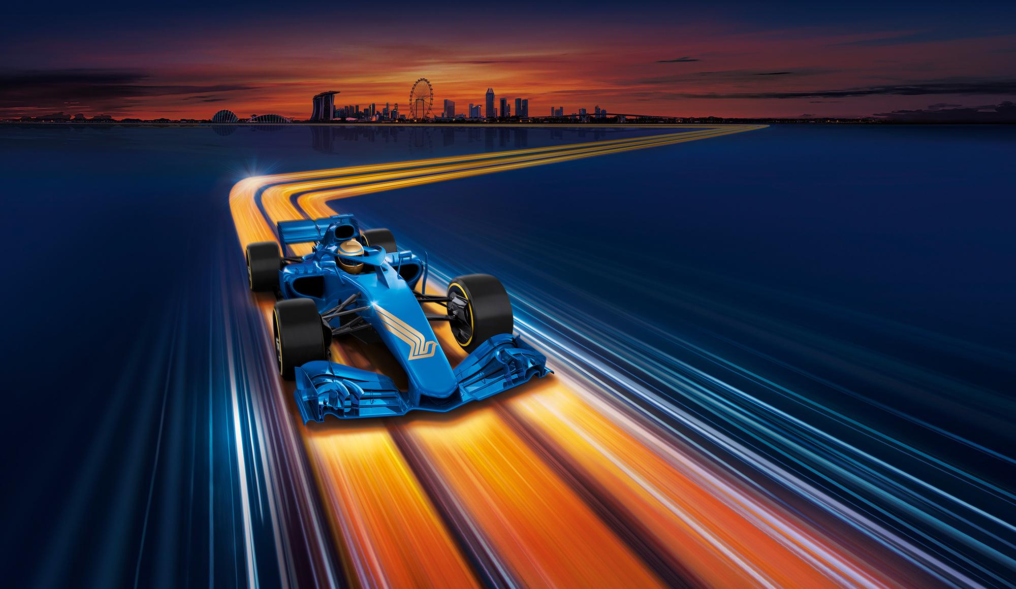 Up to 5.5 bonus KrisFlyer miles per dollar on 2019 Singapore F1 tickets