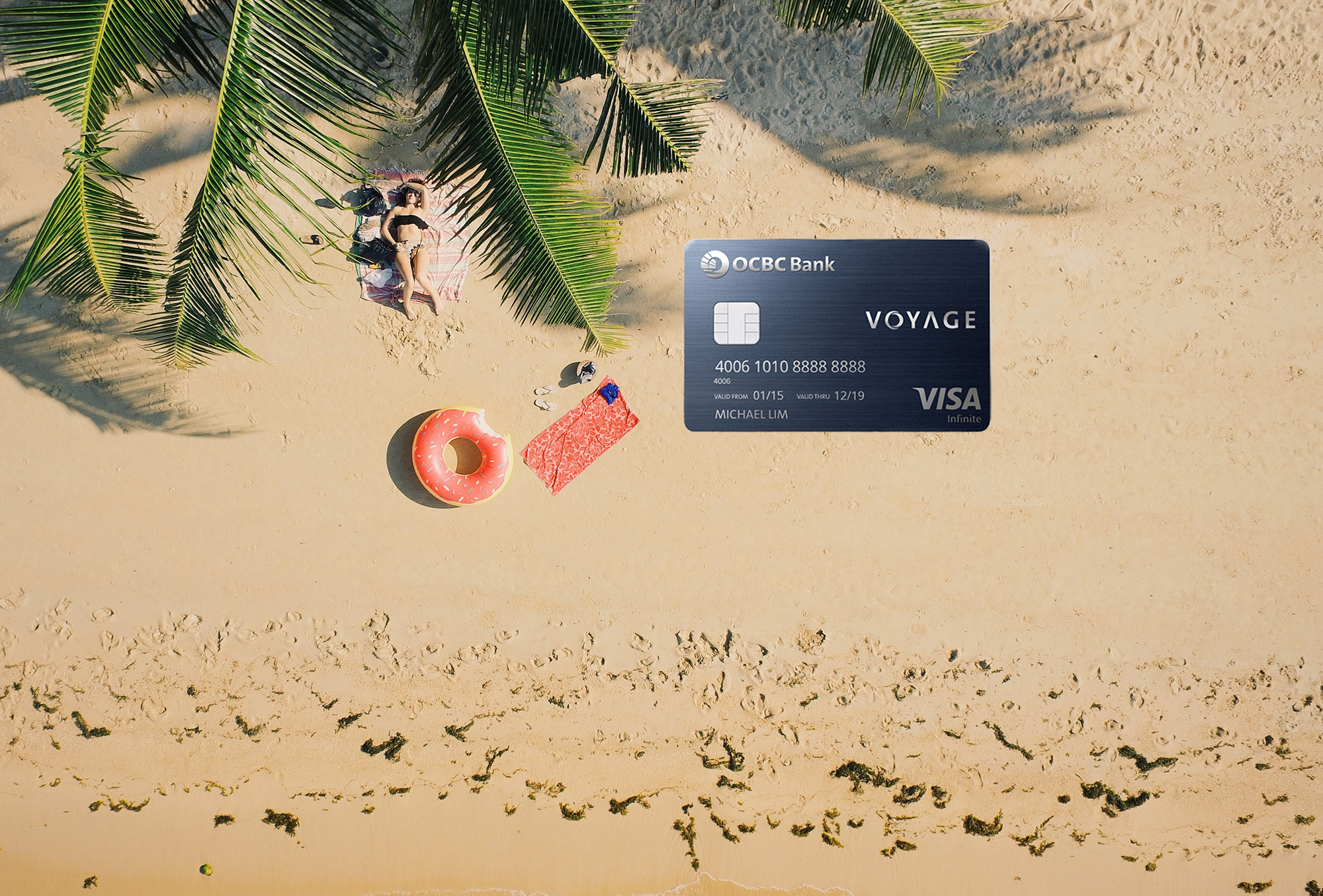 OCBC's new Voyage Payment Facility – generate miles from 1.9 cents each