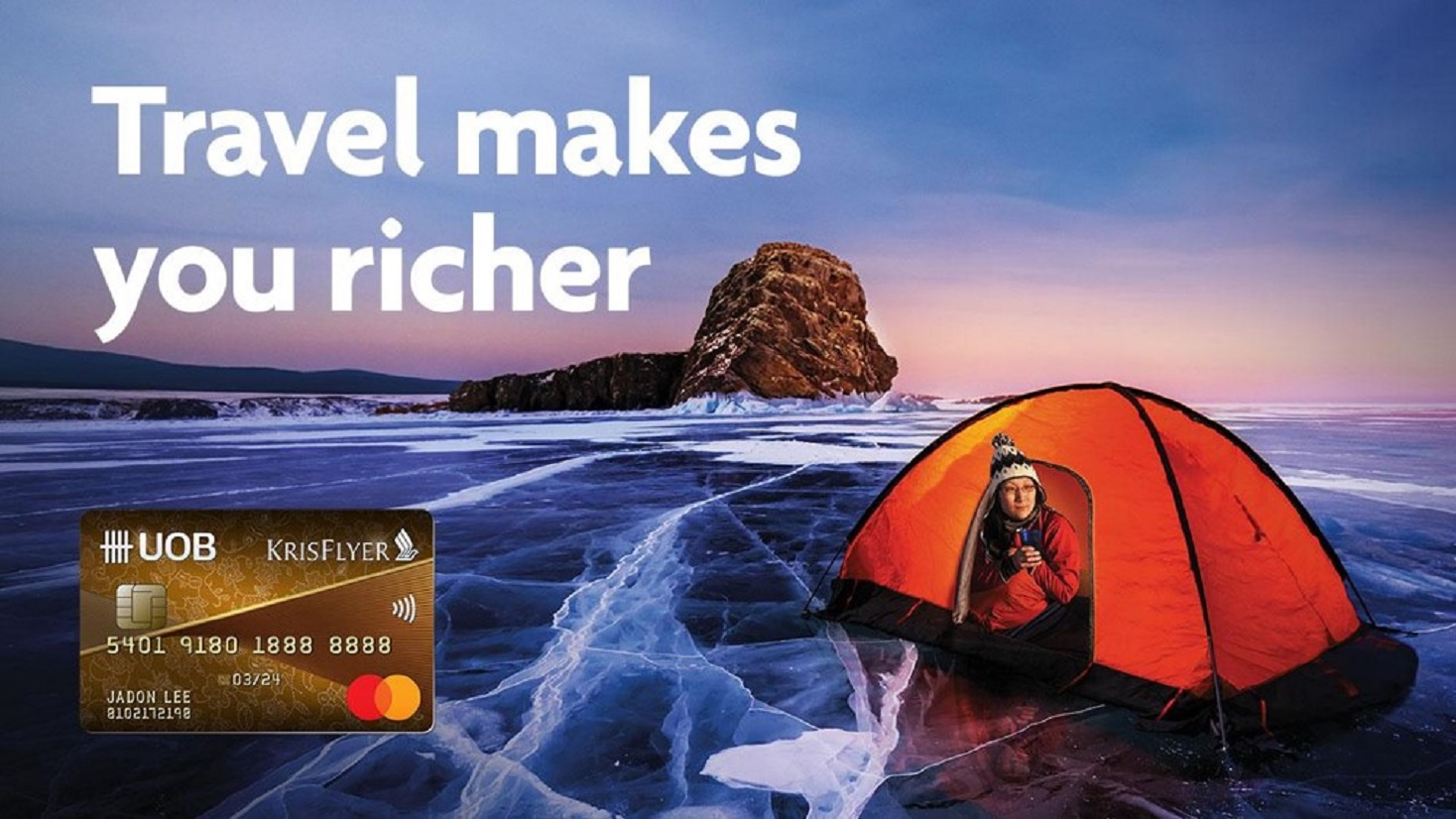 Credit Card Review: KrisFlyer UOB Mastercard