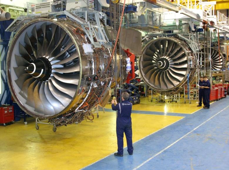 RR Trent 1000 (Rolls Royce)