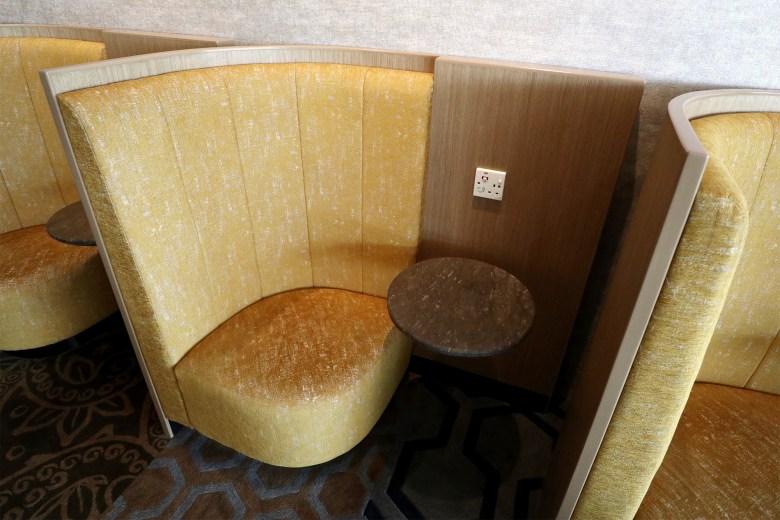 Solo Side Seats