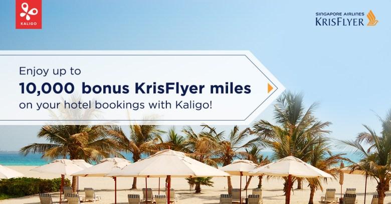 Kaligo 10k offer May19