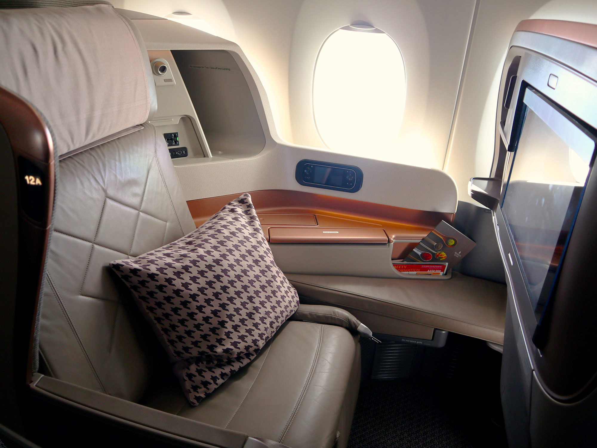 Singapore Airlines' Istanbul flights switch to the A350 from December