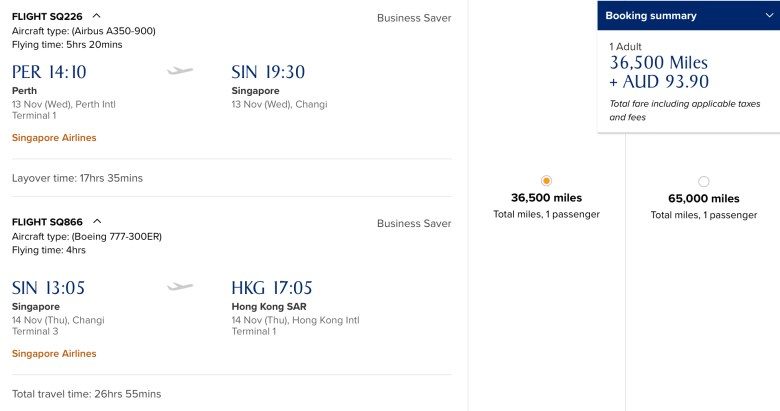 The KrisFlyer $100 Stopover Trick – Mainly Miles