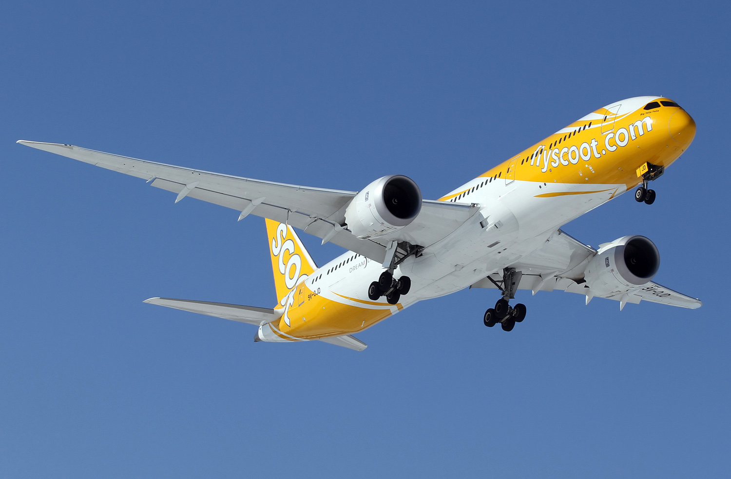 Scoot is moving to Changi T1 on 22 October, as T2 expansion gets underway