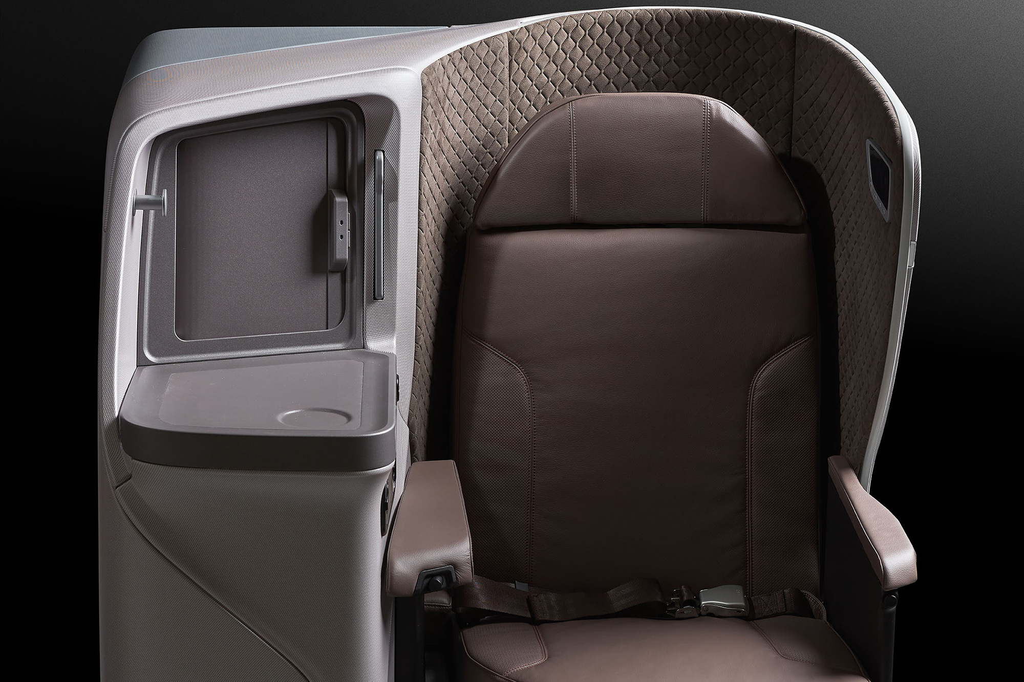 SIA's new Regional Business Class seats now outnumber the 2009 version