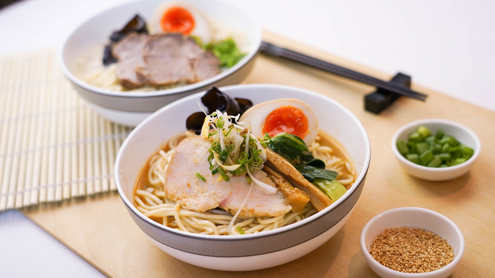 Get your ramen fix on Singapore Airlines flights from October 2019