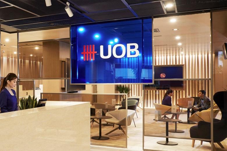 UOB Branch (UOB Bank)